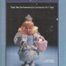 "Crochet Doll Clothing Pattern Leaflet-Tooth Fairy-9 1/2"" Doll"