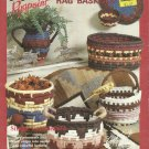 Pattern Leaflet-Southwestern Rag Baskets-Rugpoint-Simple Coil Method