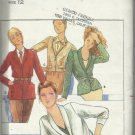 Vintage Pattern-Quick Misses Jacket in Size 12