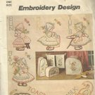 Hand Embroidery Pattern-Dutch Theme-Transfer & Embroidery