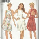 Pattern-NEW LOOK-Misses Summer Dress-Sizes 8-18