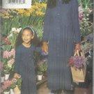 Mommy & Me Vogue Pattern-Children's & Misses Dress-SML    Easter