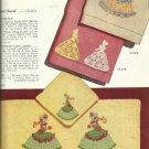 Vintage Crochet Pattern Booklet-Crinoline Lady in Crochet-Beautiful!!!!
