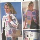 Quilt Pattern-School of Quilting by Shirley Botsford-Jacket-Bolero-Vest & Bag