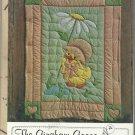 """Vintage Quilt Pattern-The Gingham Goose-Ducky Doodle Quilt-Applique-45"""" X 60"""""""