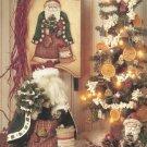 Decorative Painting Pattern Booklet-Bless Your Heart Vol. 7-Cats, Santa, Birdhou