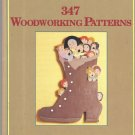Woodworking Pattern Book-347 Woodworking Patterns-Popular Patterns