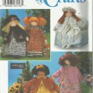 """Doll Pattern-Elaine Heigl Designs-26"""" Dolls and Clothes"""