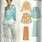 Pattern-New Look-Top & Pants-Sizes 10-22