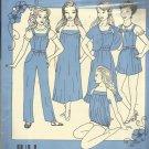 Elizabeth Lee Designs Pattern-Designed 4 Nursing Mother-Jumpsuit-Jumper-Sundress