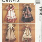 """Doll Pattern-Sent From Above-22"""" Angel Dolls For Any Season By Faye Wine"""