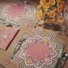 Vintage Pattern Booklet-DOILIES-Lily Design Book No. 76