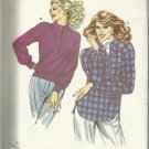 Kwik Sew Pattern-Misses Pullover Jacket in Sizes 14-16-18-20  For Woven & Knits
