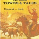 NEVADA TOWNS & TALES VOL II -SOUTH  TONAPAH-LAS VEGAS-ELY HISTORY-SOFTBOUND