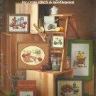 Cross Stitch & Needlepoint Charted Designs Booklet-KITCHEN STITCHEN