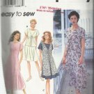 Pattern-Easy to Sew-Misses Dress in Sizes 8-10-12    ~~Spring~~~Easter~~
