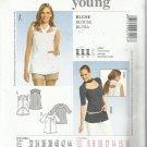 Pattern-Burda Young-Blouse -Sz 6-18