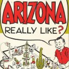 Vintage Book-What is ARIZONA Really Like?
