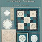 Hardanger Pattern Booklet-Elegant Accents III in Haranger Embroidery