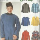 Pattern-6 Made Easy-Misses Tops  in Sizes L-XL