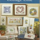 Cross Stitch Pattern Booklet-Cottage Chic-Jeanette Crews Designs