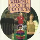 More Weekend Crochet Projects by Margaret Hubert and Dorothy Gusick (1983,...