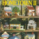 Plastic Canvas Pattern Booklet-HOMETOWN II-6 Designs-Winning Plastic Canvas Desi