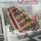 Quilt Patterns-Quilting 2006 Calendar-Instructions and Patterns