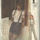 Vintage Pattern-Young Designer Mary Quant London-Junior Blouse-Pants-Shorts-11