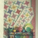 Quilt Pattern-Simple Pleasures-GRANNY'S BLOOMERS-Runner & Quilt