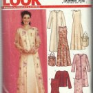Pattern-Easy New Look-Jacket-Dress-Bag-Size 10-22