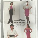 Pattern-Jiffy 4 Easy Pieces Misses Skirt-Pants-Camisole-Jacket in Sizes 16