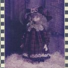 """Doll Clothing Pattern-Doll Dress for 18"""" Cache Junction Porcelain Doll-Hannah"""