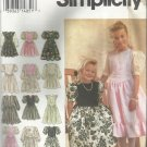 Pattern-Child's Dress in Two Lengths-Sizes  3-4-5-6  -Special Occassion