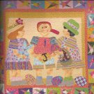 Quilt Pattern Book-QUILTED MEMORIES-Celebration of Life-Too Cute!!!