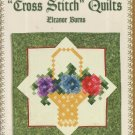 Quilt Patterns-Quilt in a Day-Cross Stitch Quilts-Eleanor Burns