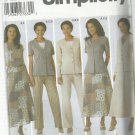 Plus Size Pattern-Womens Top-Jacket-Pants and Skirt in Sizes 20W-28W