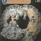 Crochet Doll Clothing Pattern Leaflet-Victorian Sweetheart Doll Wreaths-Annie's