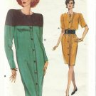 VOGUE Pattern-Very Easy Very Vogue-Misses Dress in Sizes 14-16-18