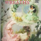 Crochet Doll Clothing Pattern Booklet-Fashion Doll Garden Party Wreaths- Annie's