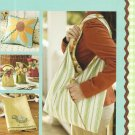 Patterns-Gooseberry Sew Simple-Placemats-Pillow-Jewelry Pouch-Blankets-Sling Bag