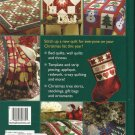 QUILT A Colorful Christmas-Bed Quilts-Wall Quilts-Throws-Tree Skirts-Stockings