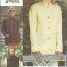 Vogue Sport Pattern-Misses Easy Jacket-Sz 8-10-12