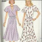 Pattern-Fast & Easy Misses Dress in Sizes 14-16-18   Easter-Spring-Summer
