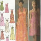 Pattern-Design Your Own-Misses Evening Dress With Bodice Variations-Sizes 12-18
