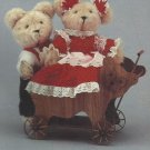 "Bear Doll Pattern-Anything But Ordinary-22"" Bear & Two Clothes Changes"