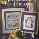 Cross Stitch Pattern Booklet-Prayers For Little Ones-Leisure Arts-TOO CUTE!!!!