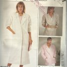 Pattern-Woman's Day Collection-Easy Misses Unllined Coat or Jacket -Sz 10-12-14
