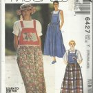 Pattern-Easy Misses Summer Jumper-Learn To Sew For Fun-XSM-SML-MED  Serger Sewin
