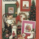 Cross Stitch Pattern Booklet-A Wee Good Christmas-Ornaments-Pictures